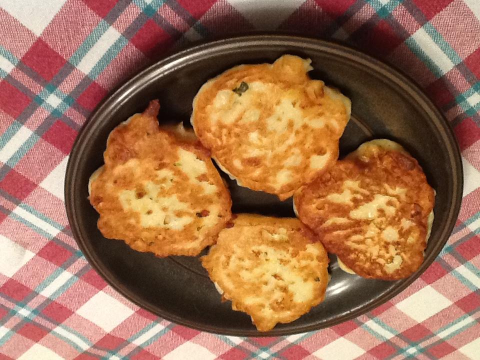 How To Make Fried Potato Cakes