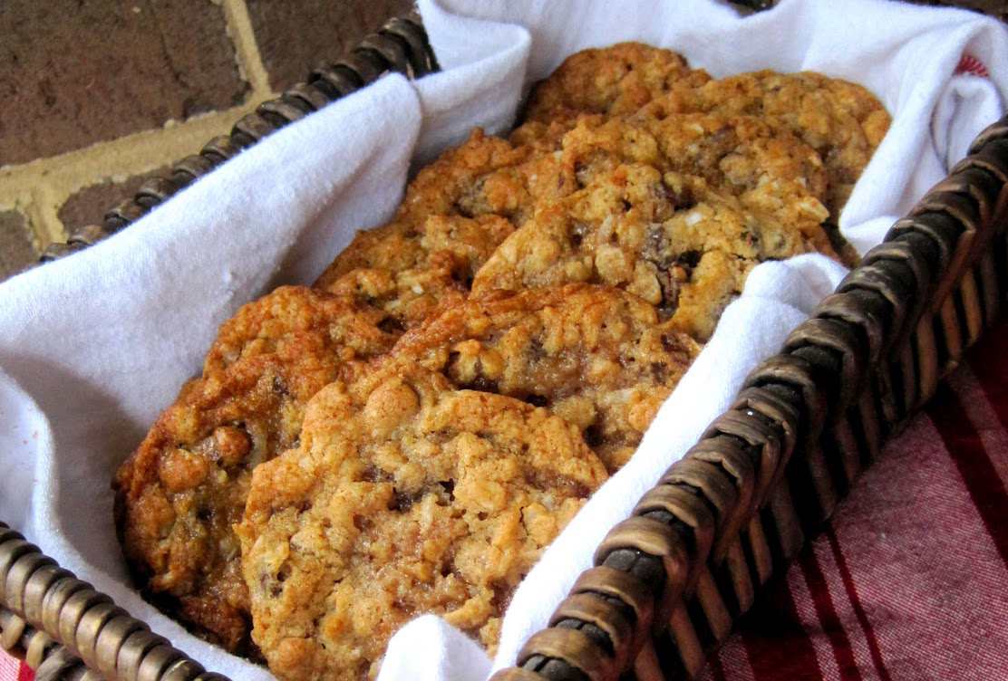 Recipes Course Desserts Cookies and Bars Cowboy Cookies