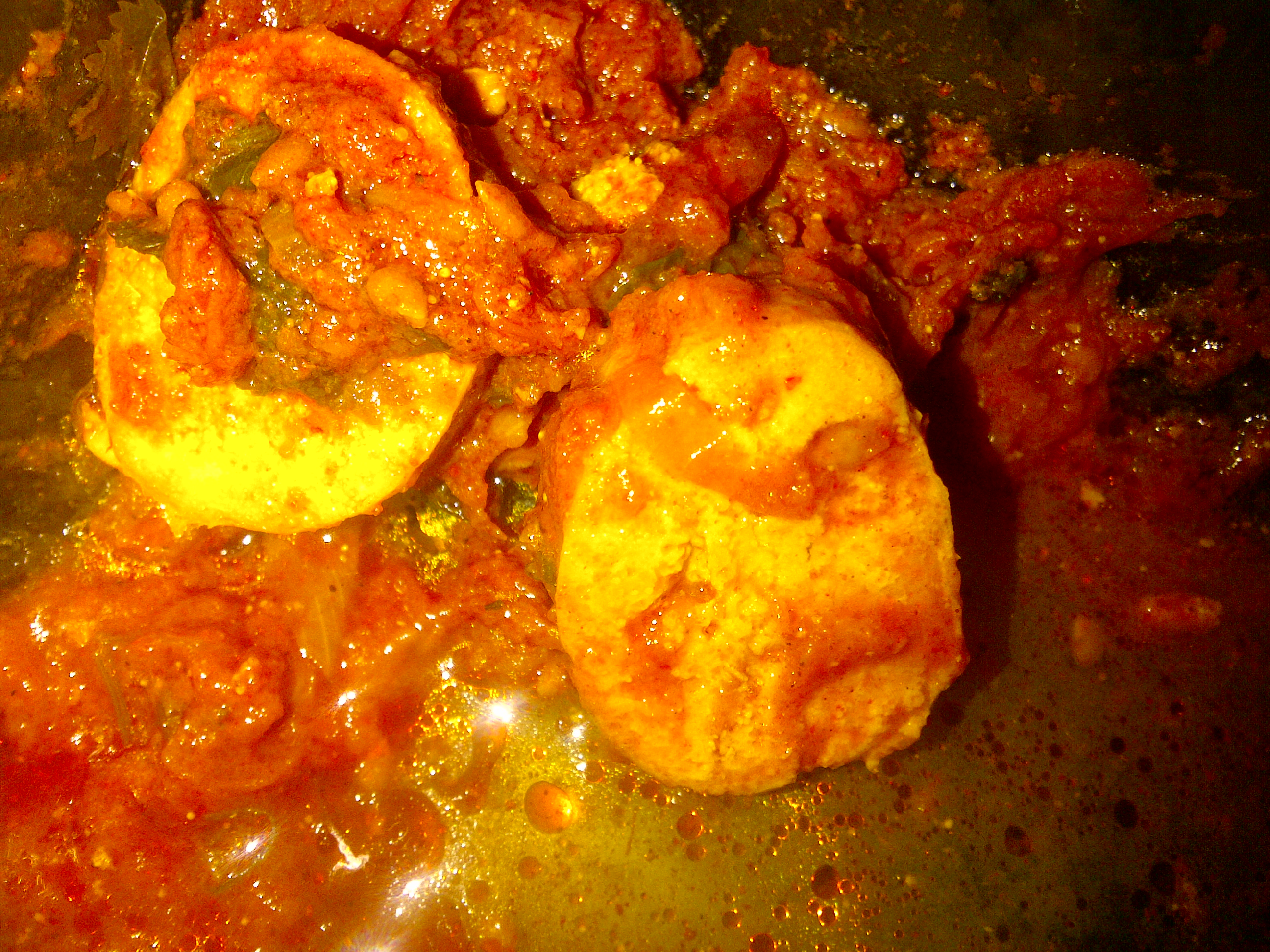 Fish roe chutney for Fish roe recipe