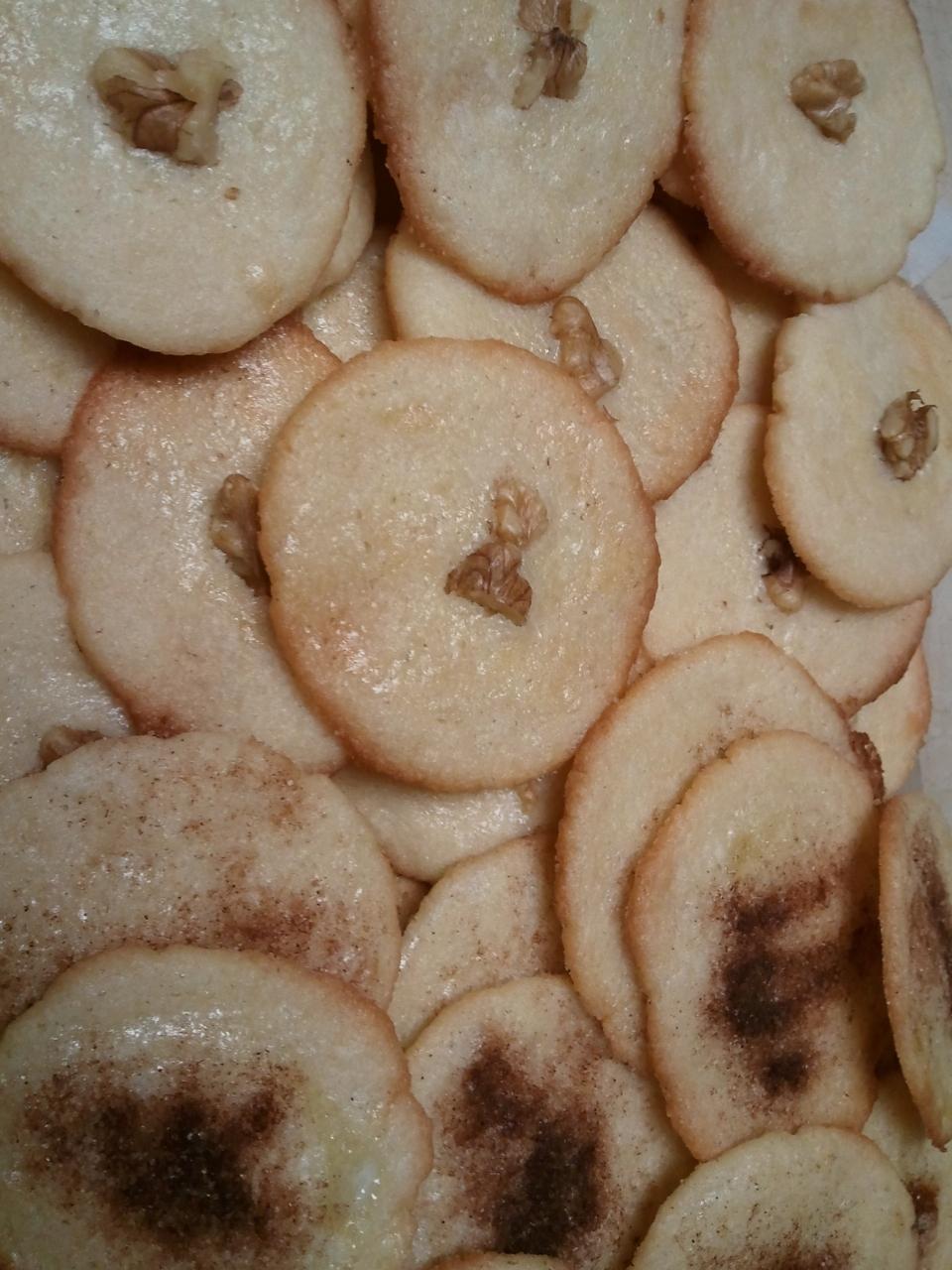 Recipe for sand tart cookies