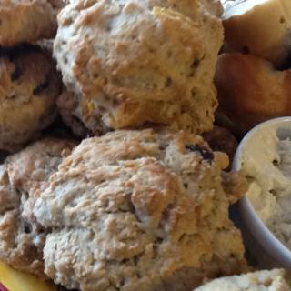 Recipes Course Breakfast Baked Goods Apricot Yogurt Scones