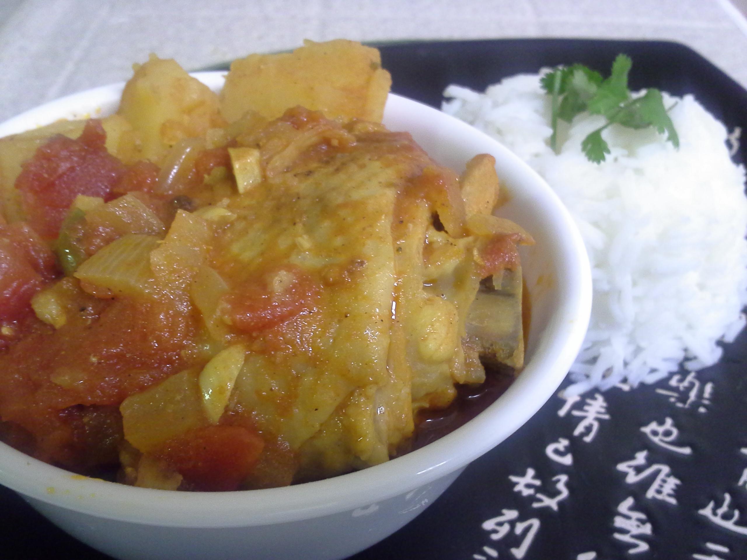 TBC's Chicken Masala