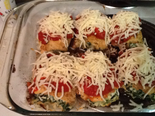 ... Chicken Chicken Parmesan Chicken Rollatini with Spinach alla