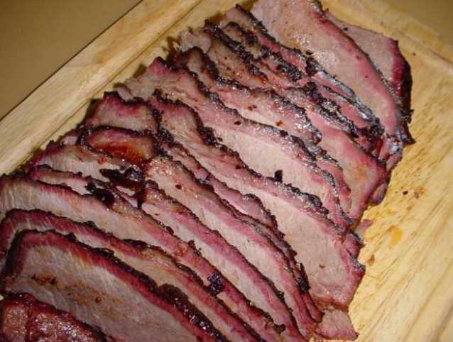 how to cook bbq brisket in oven
