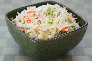 Recipes By Course Salad Coleslaw Grandpas Cole Slaw