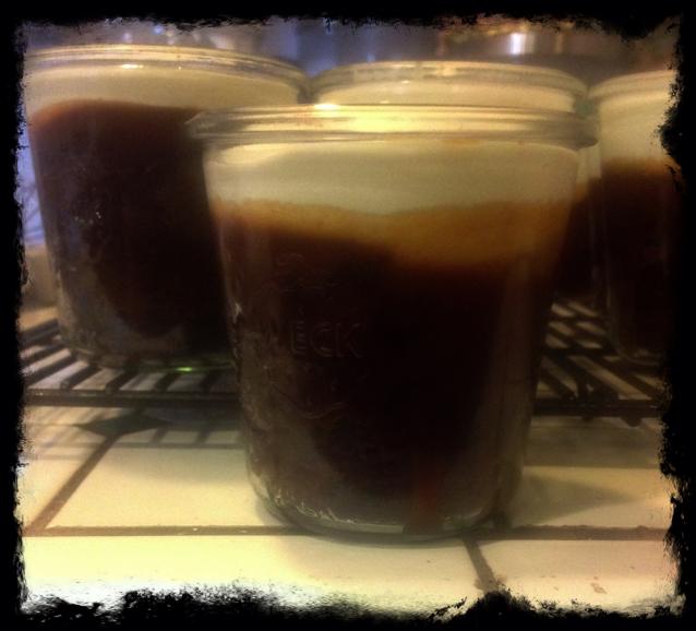 Chocolate Guinness Cake With Irish Cream Caramel Sauce