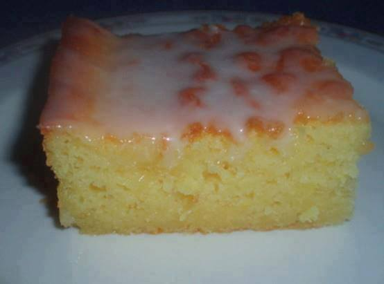 Moist Lemon Drizzle Cake Recipes: MOIST Too, Serve Warm, Or Cold