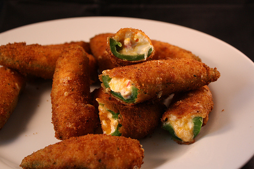 Deep Fried Jalapeno Poppers jalapeno poppers - bigoven