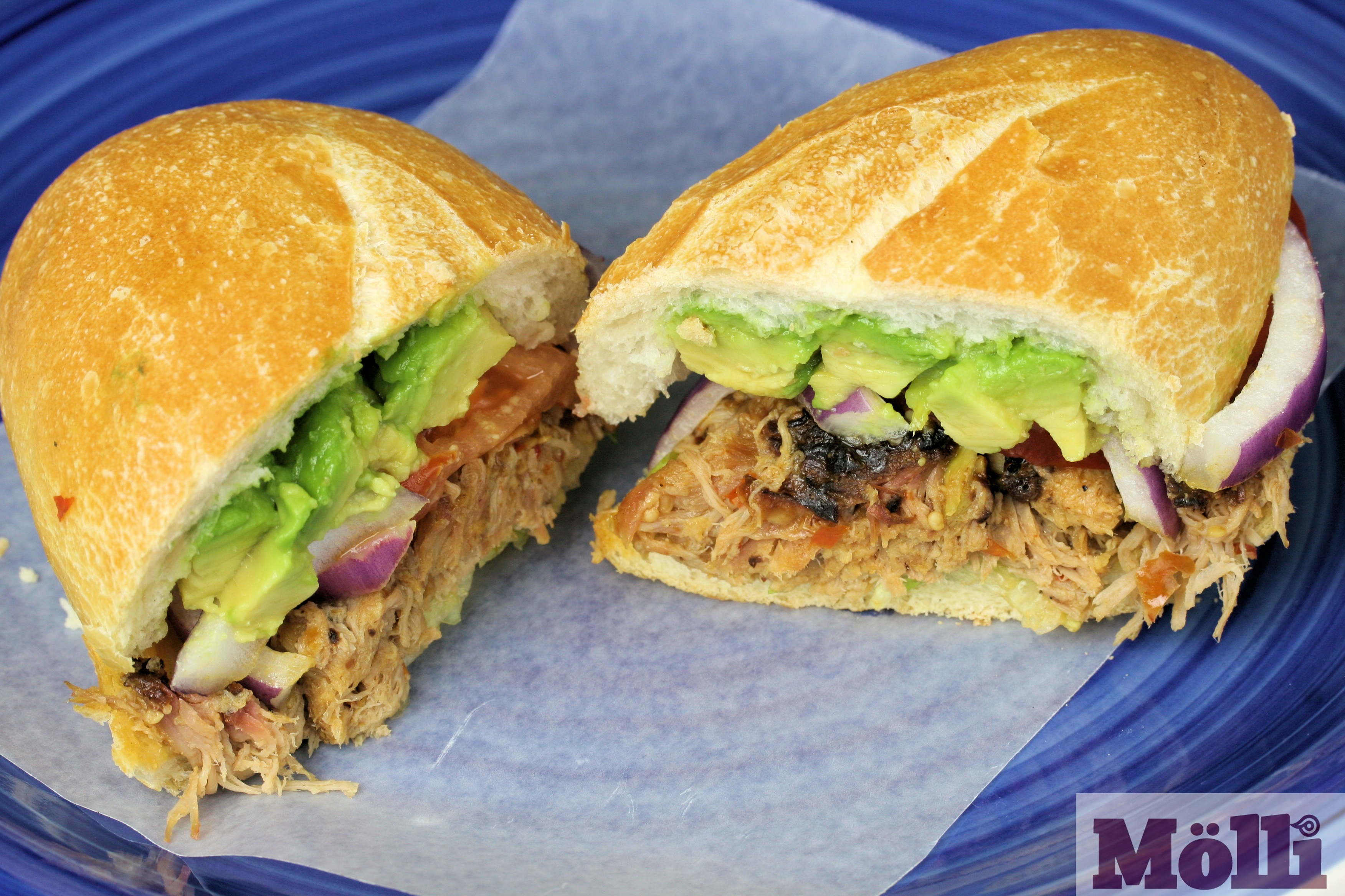 ... mexican fried eggplant sandwich vegan tortas and pambazos recipes www
