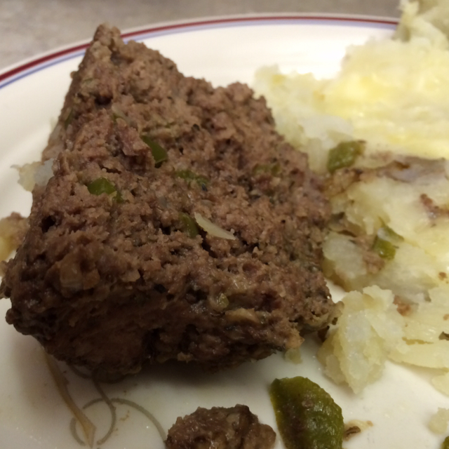 Classic Meat Loaf Recipe — Dishmaps
