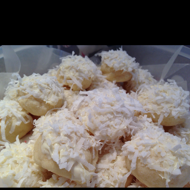 Coconut Snowball Cookies - BigOven 721168