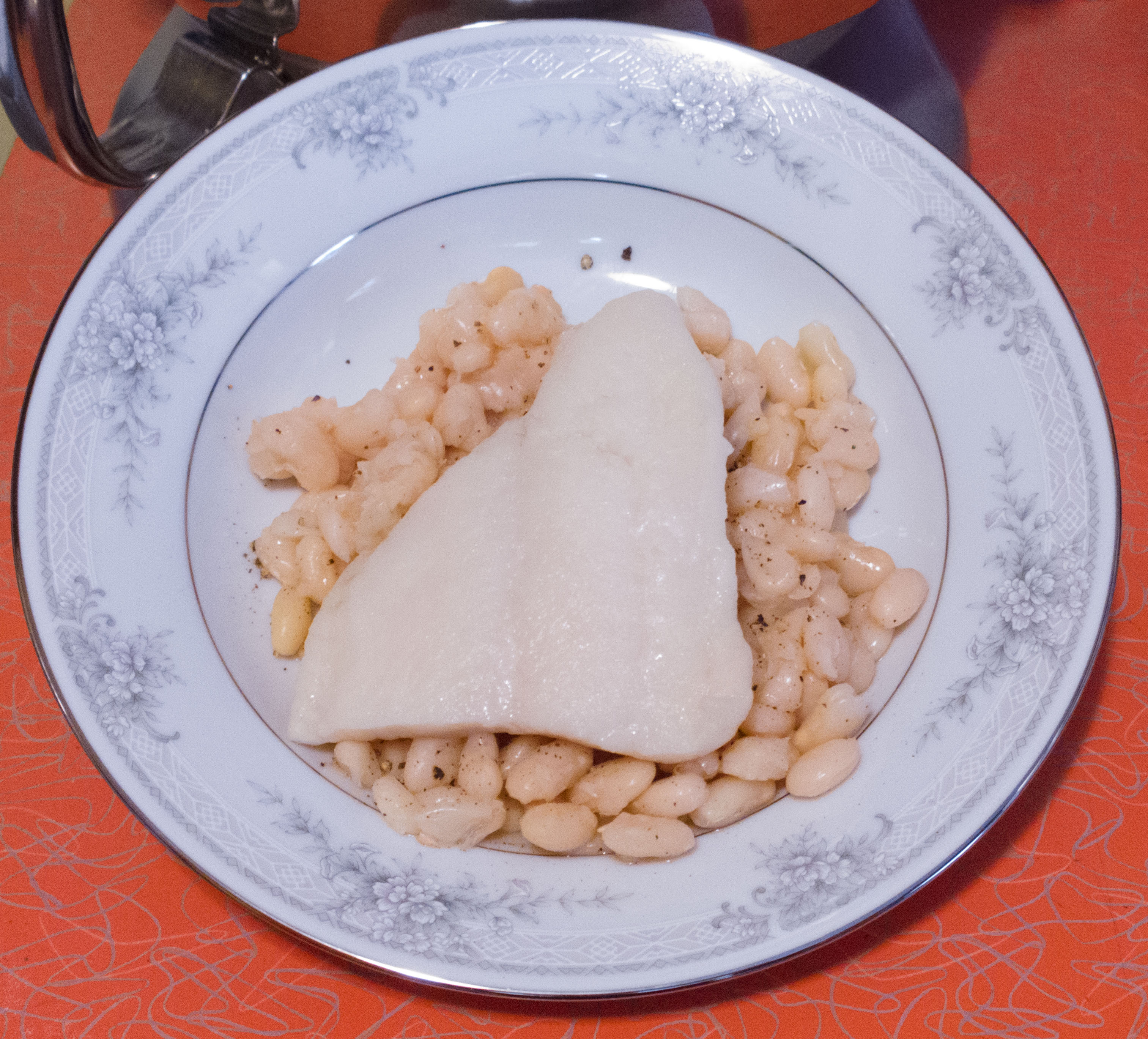 Swai and beans for Swai fish nutrition