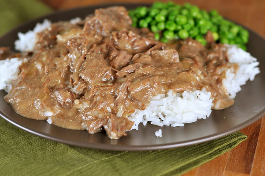 Mel39;s Kitchen Cafe Ultimate Beef Stroganoff {Slow Cooker}  BigOven