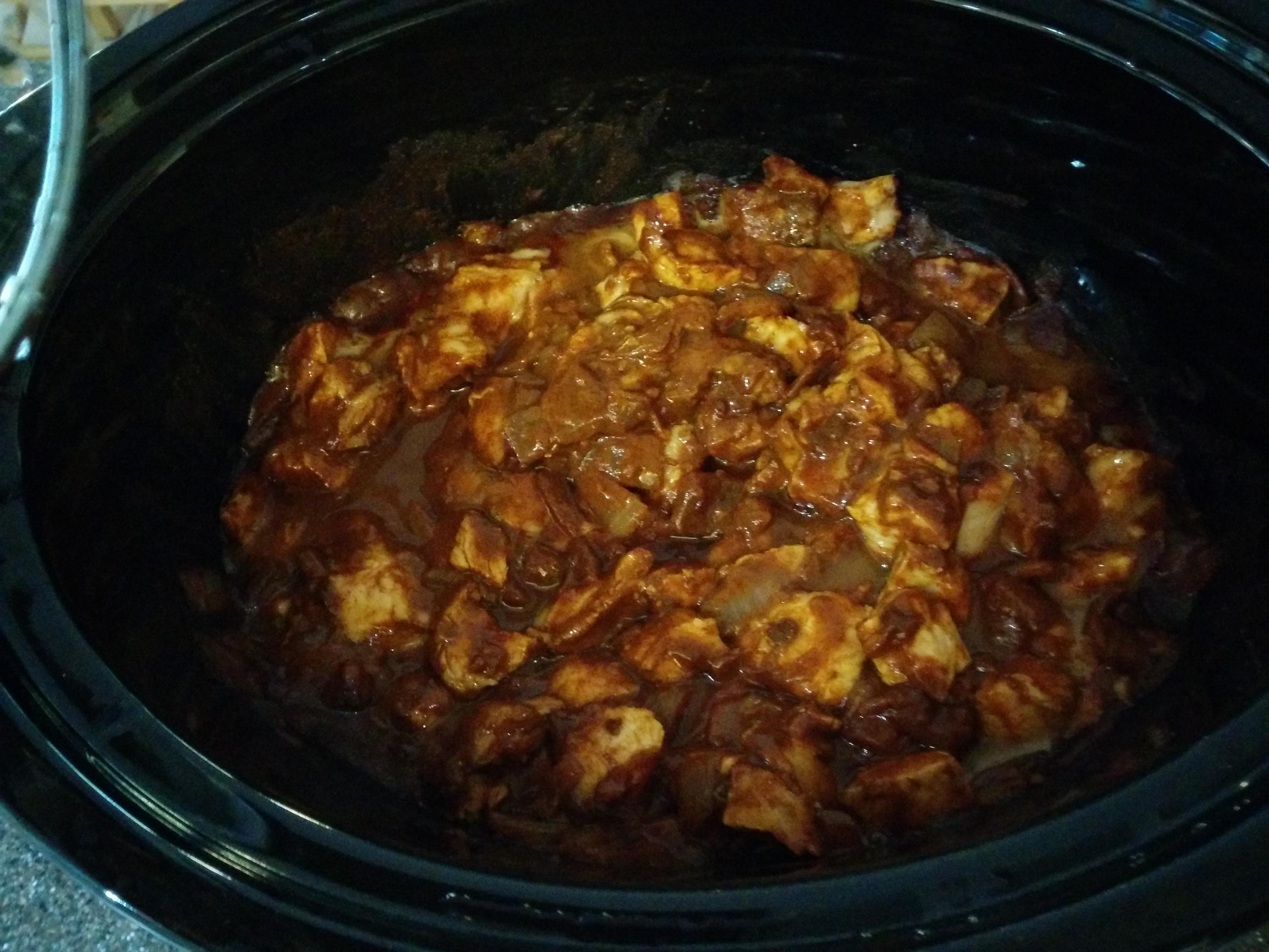 J.C.'s Slow Cooker Carne Adovada