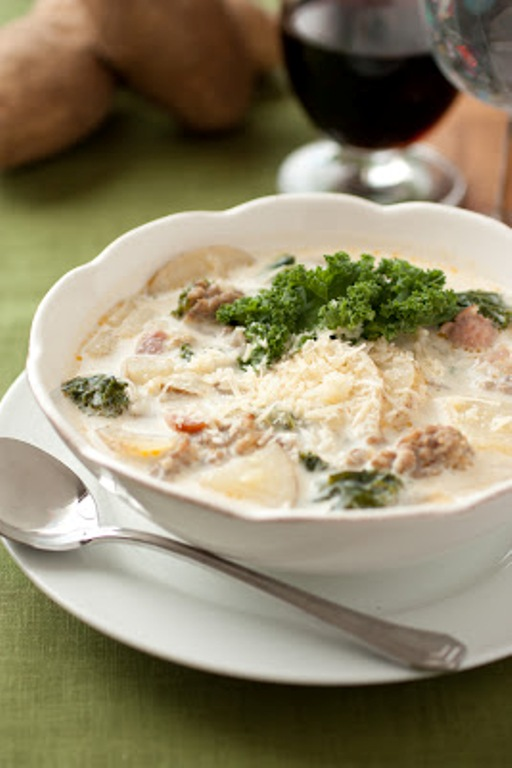 Zuppa Toscana Soup Olive Garden Copycat Recipe