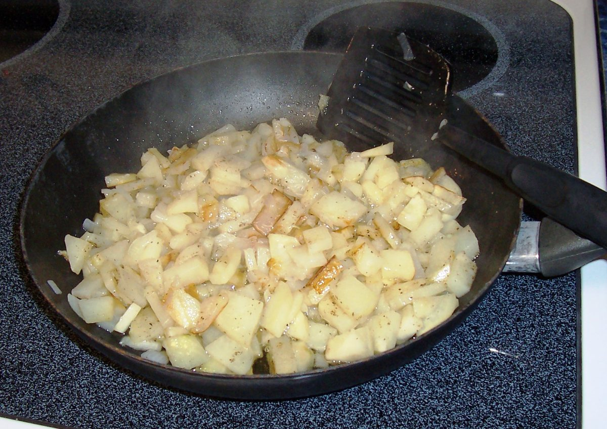 how to make country potatoes