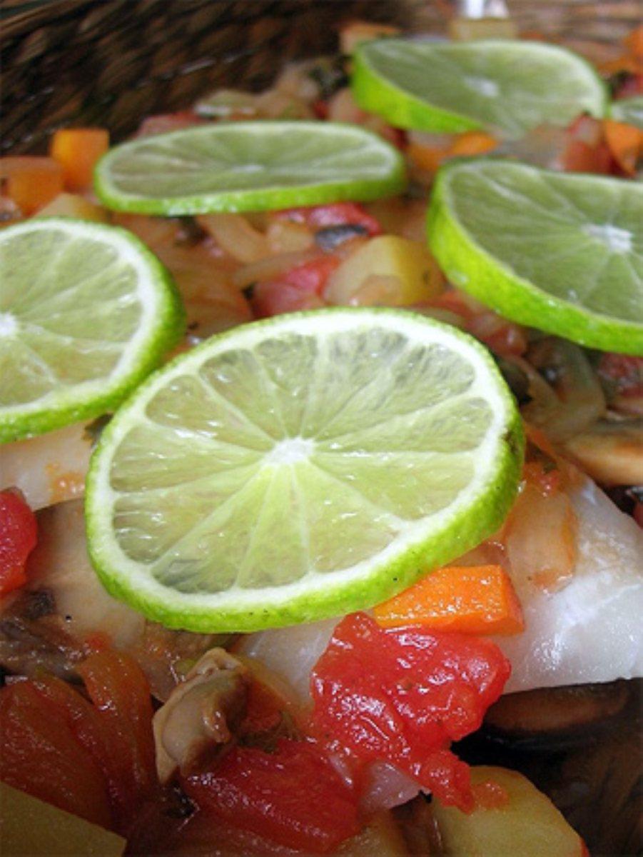 Plaki Greek Fish Stew