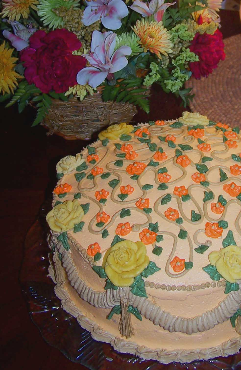 Wilton Cake Ideas For Thanksgiving : Wilton s Buttercream Frosting