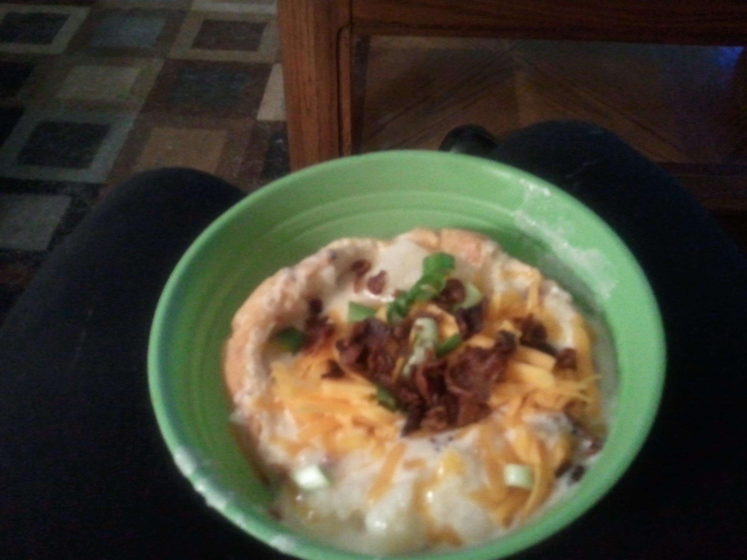Baked Potato Soup - BigOven
