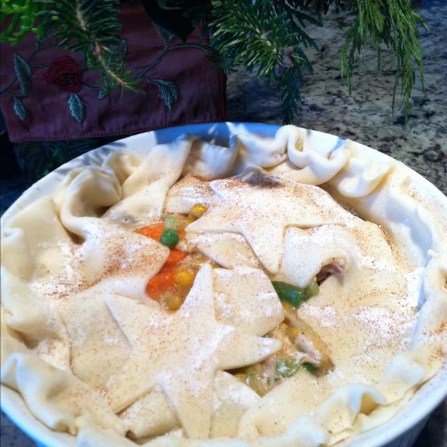 Old-Fashioned Chicken Pot Pie