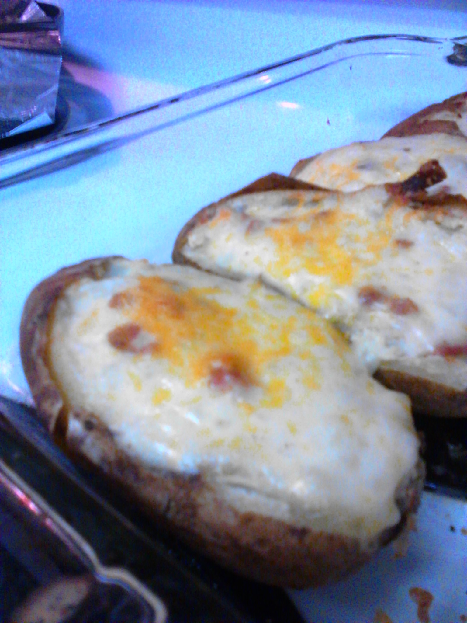 Side Dish Twice Baked Potatoes
