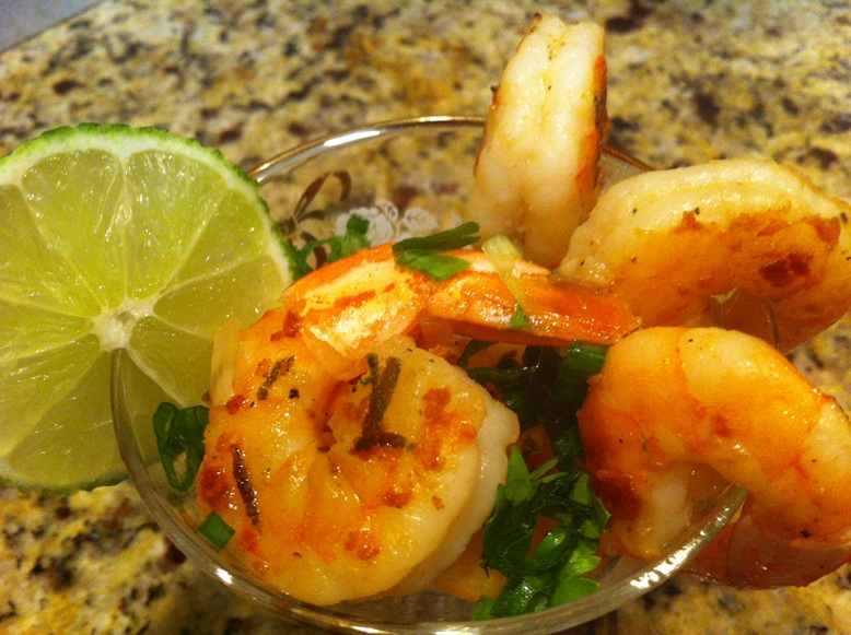 Tequila-Orange Grilled Shrimp - BigOven