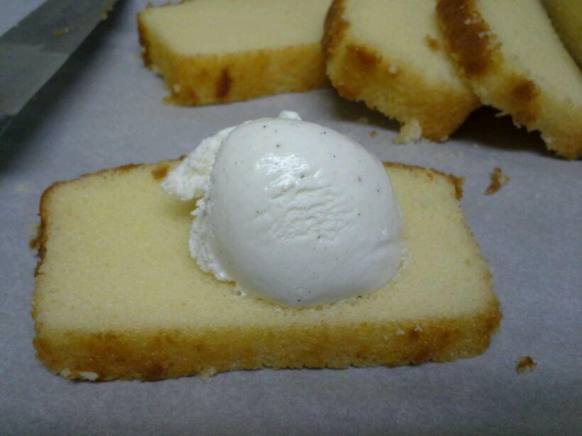 TBC's Fried Ice Cream