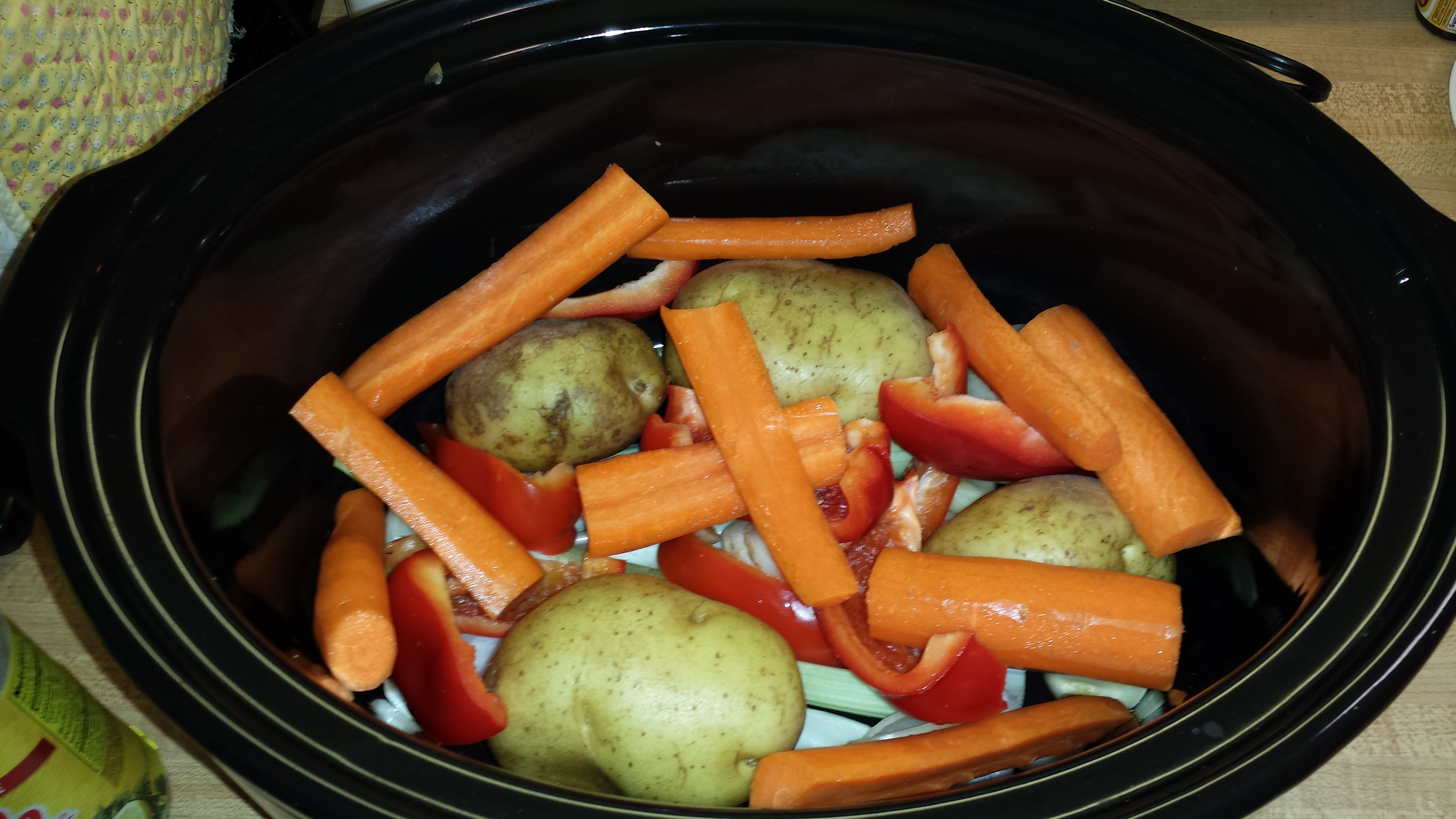 how to cook a roast in a crock pot