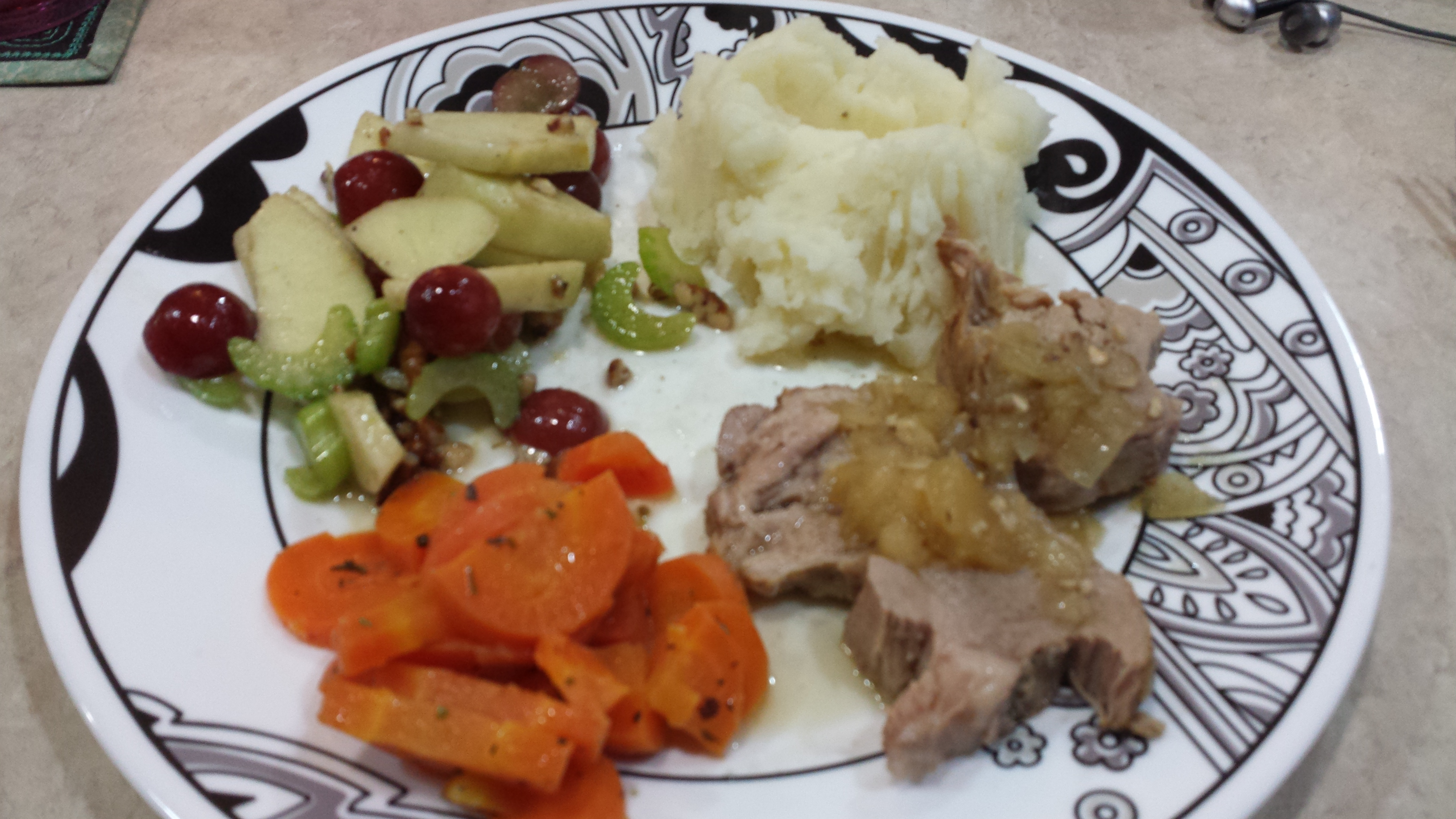 Pork Tenderloin With Roasted Apples And Onions Recipes — Dishmaps