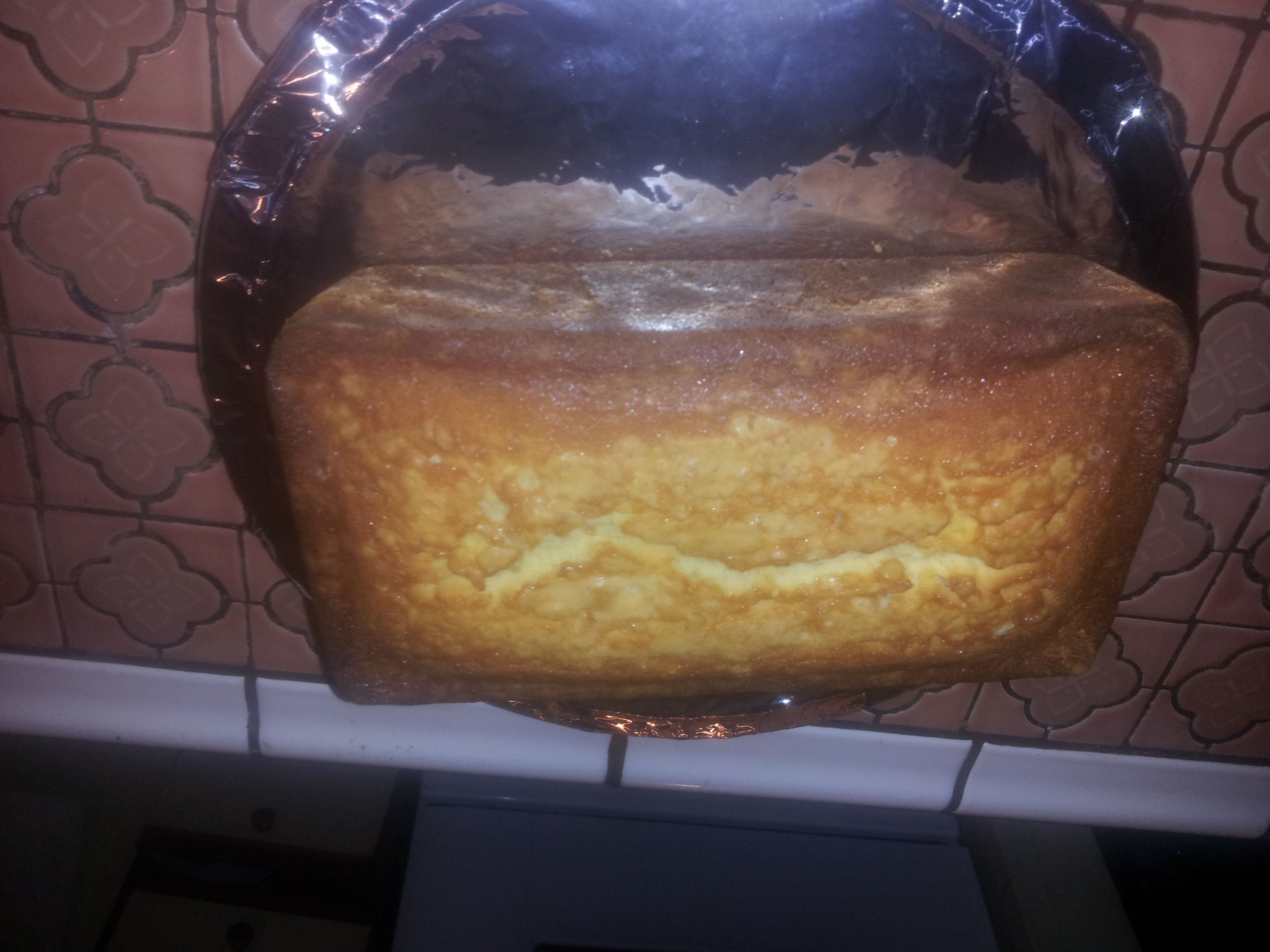 Old Fashioned Butter Pound Cake Recipe