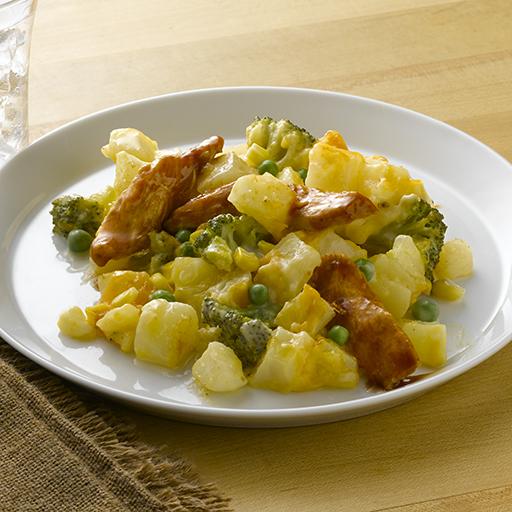 Recipes Course Main Dish Casseroles BBQ Chicken Casserole