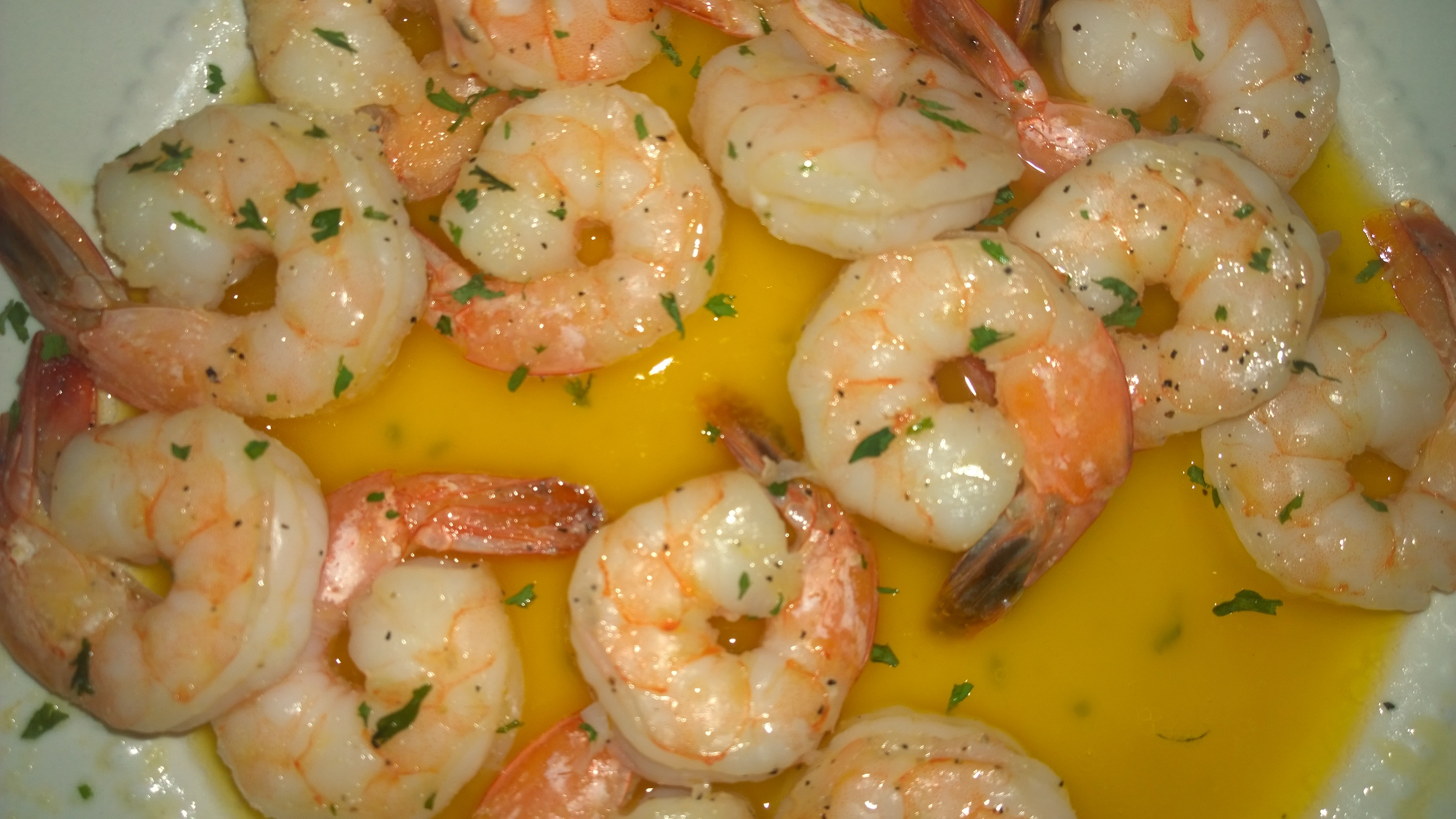 Savory Garlic Butter Shrimp Scampi - BigOven