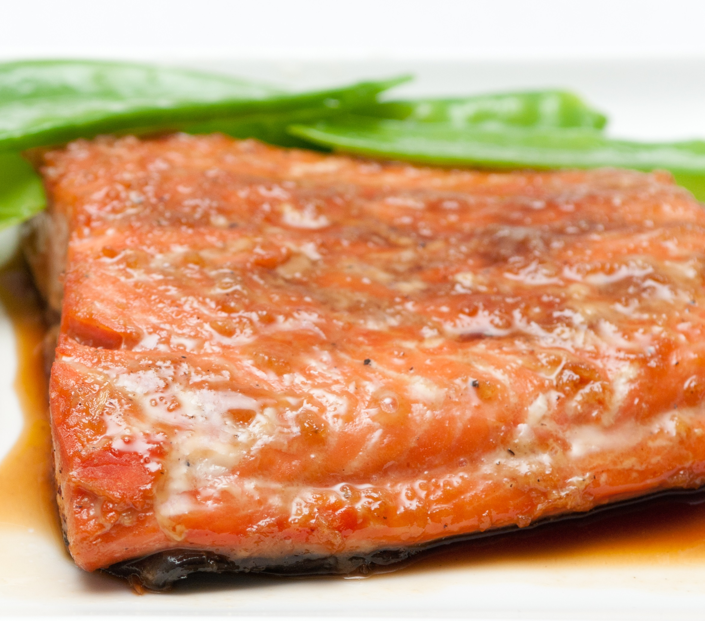 Maple Glazed Salmon - BigOven