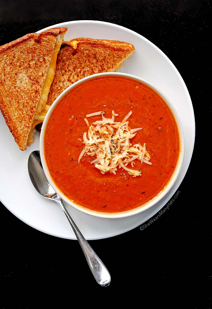Quick and Easy Tomato Soup Recipe - BigOven 1175670