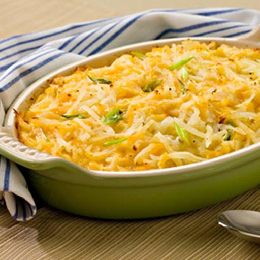 Recipes Course Breakfast Casseroles Cheesy Potato Casserole
