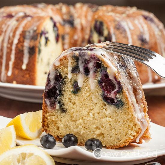 Best Blueberry Lemon Bundt Cake | Recipes
