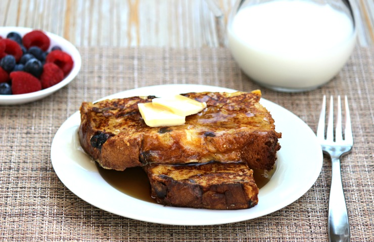 Panettone French Toast Recipe | Recipes
