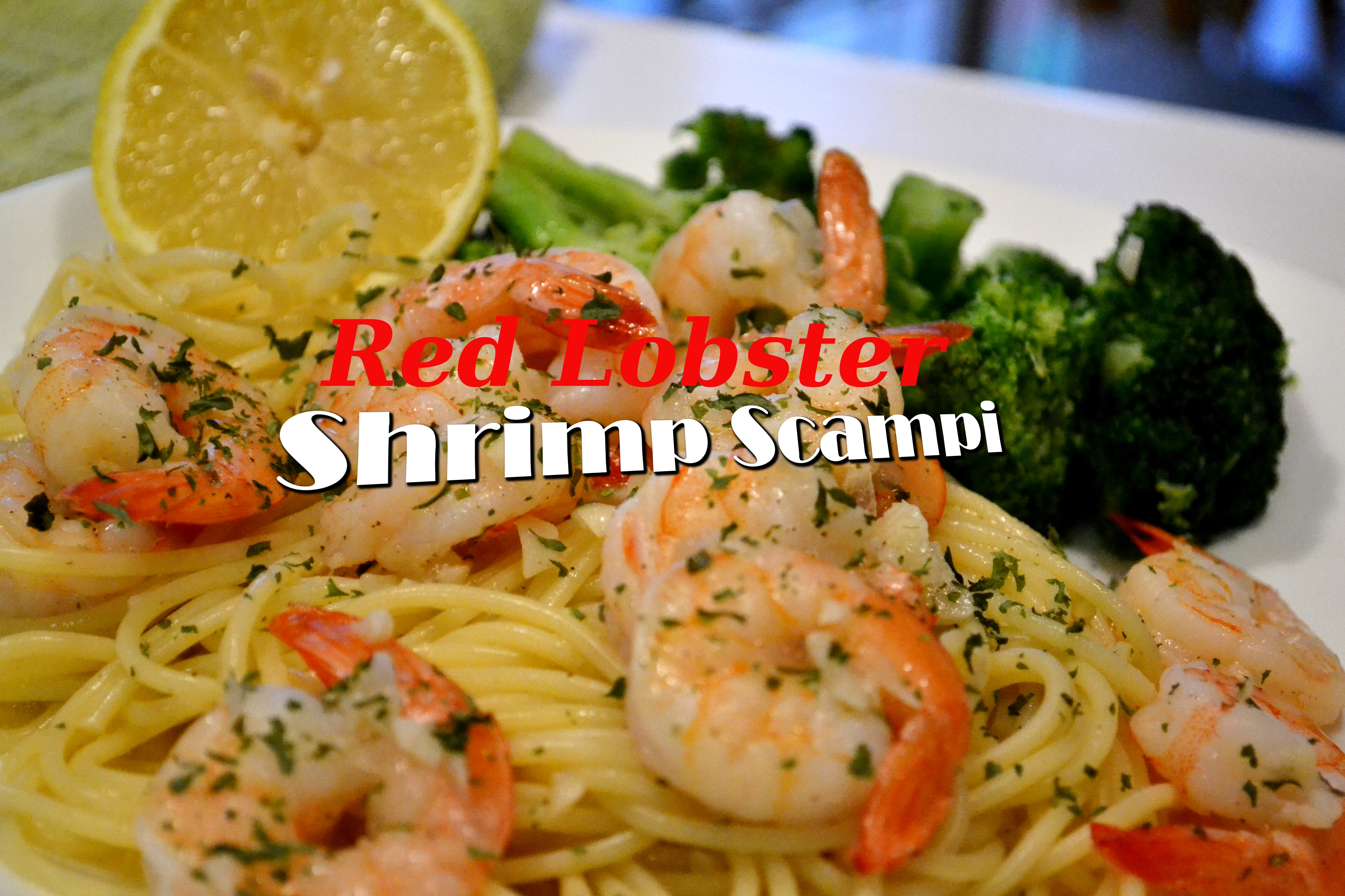 how to make red lobster garlic butter shrimp