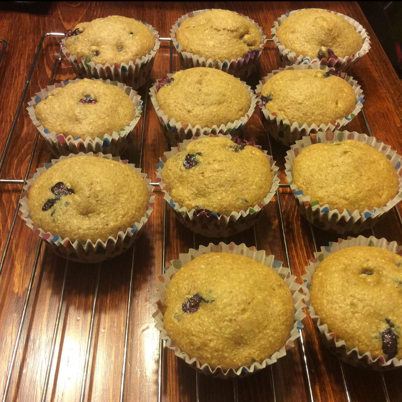 Low Fat High Fiber Muffin 97