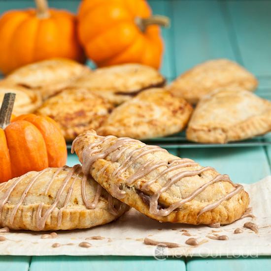 Pumpkin Pasties (Hand Pies) - BigOven 1217745