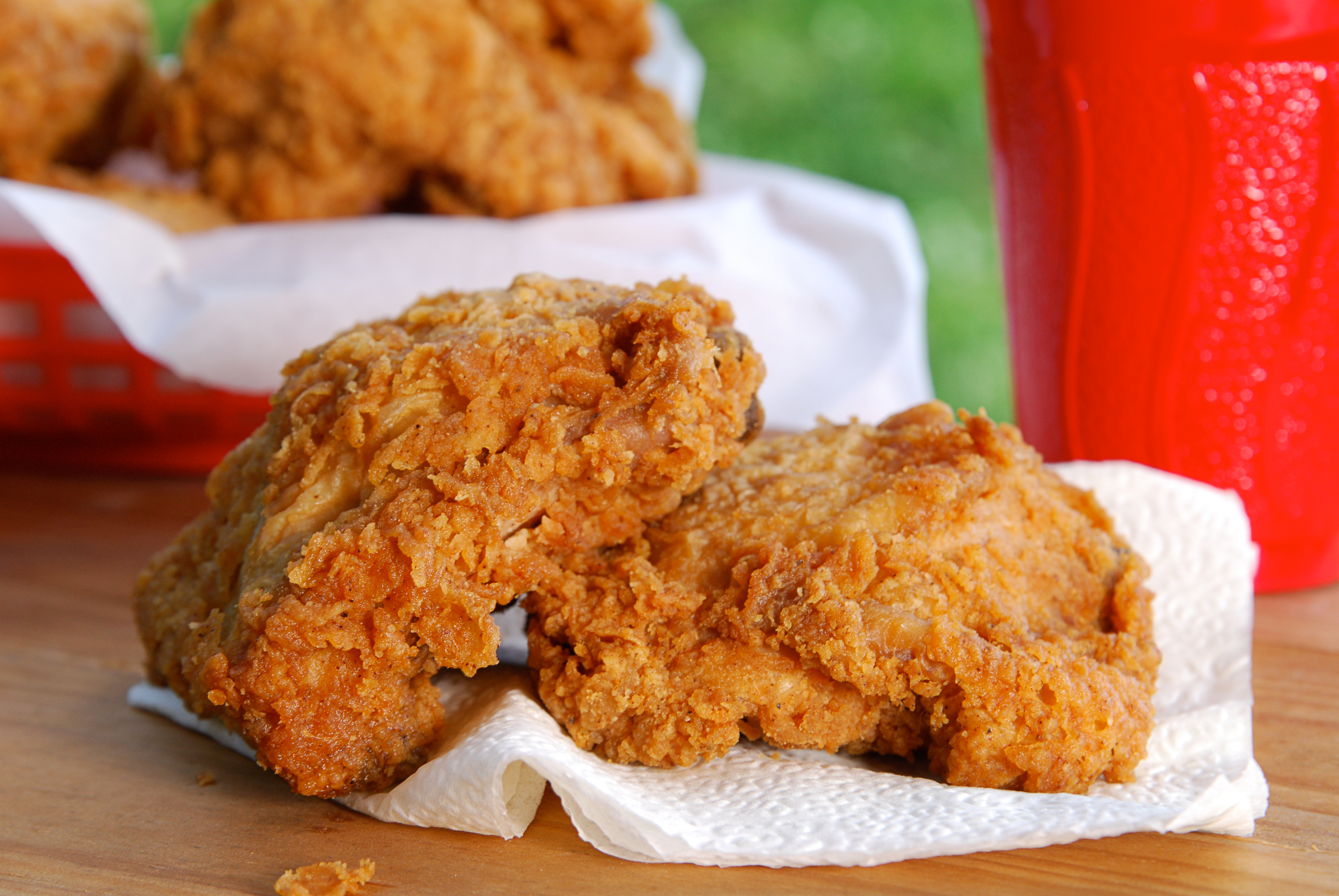 ... Dish Poultry - Chicken Fried Chicken Buttermilk Fried Chicken Recipe