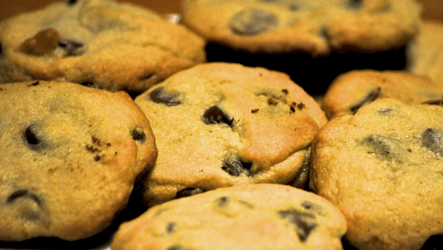 Nestle Toll Chocolate Chip Cookies