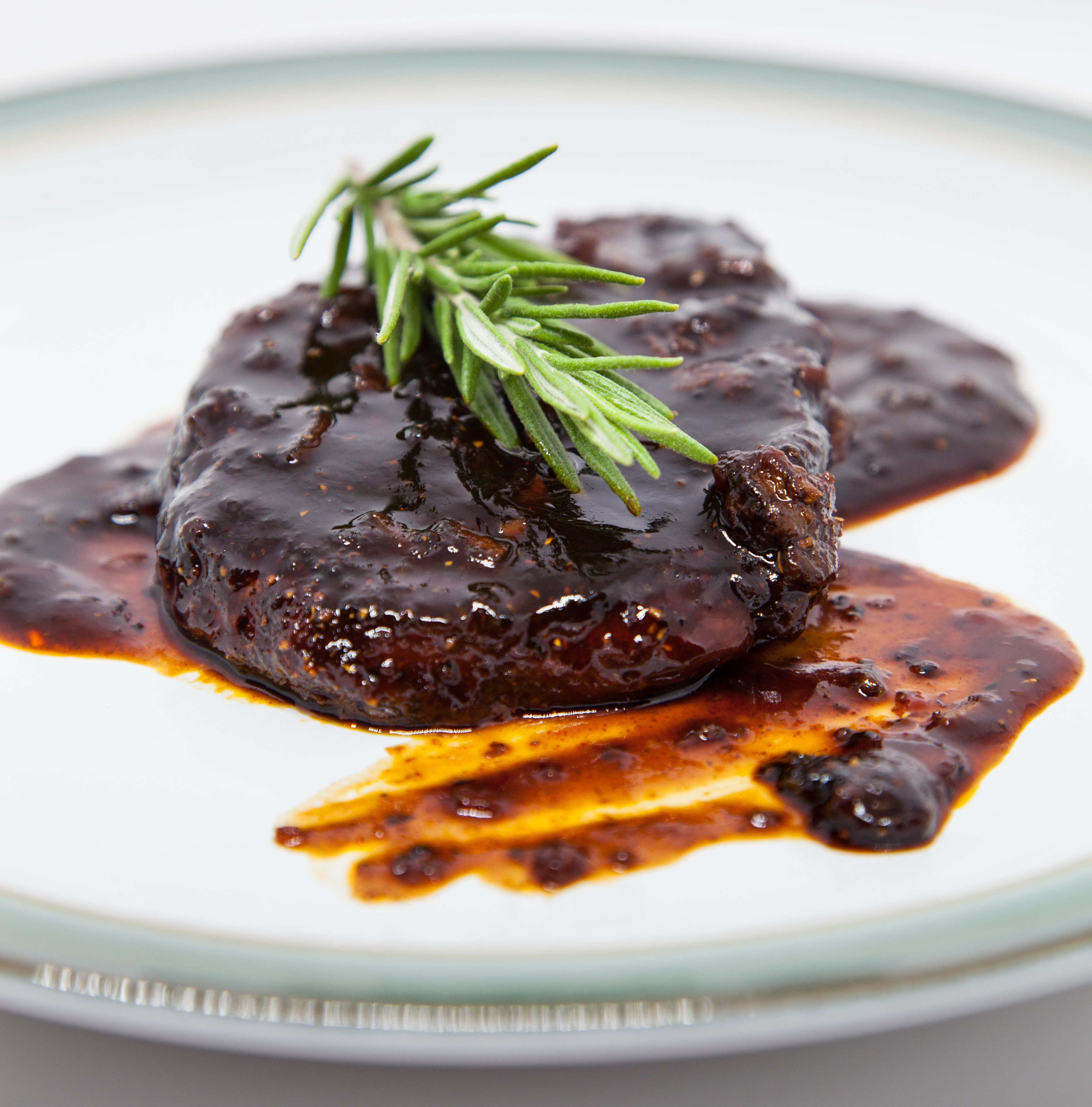 Pork Tenderloin with Balsamic Cranberry Sauce - BigOven