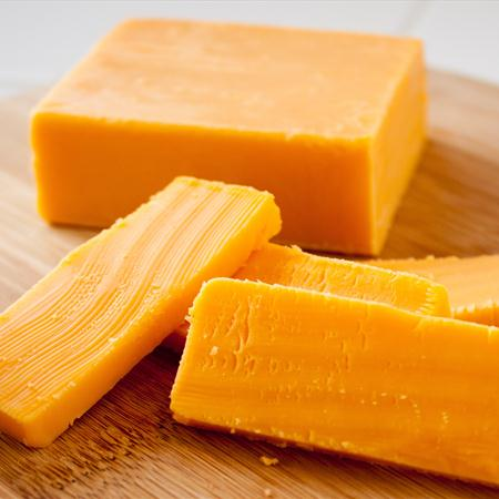 how to melt cheddar cheese
