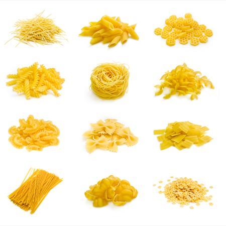 Choosing Pasta Shapes