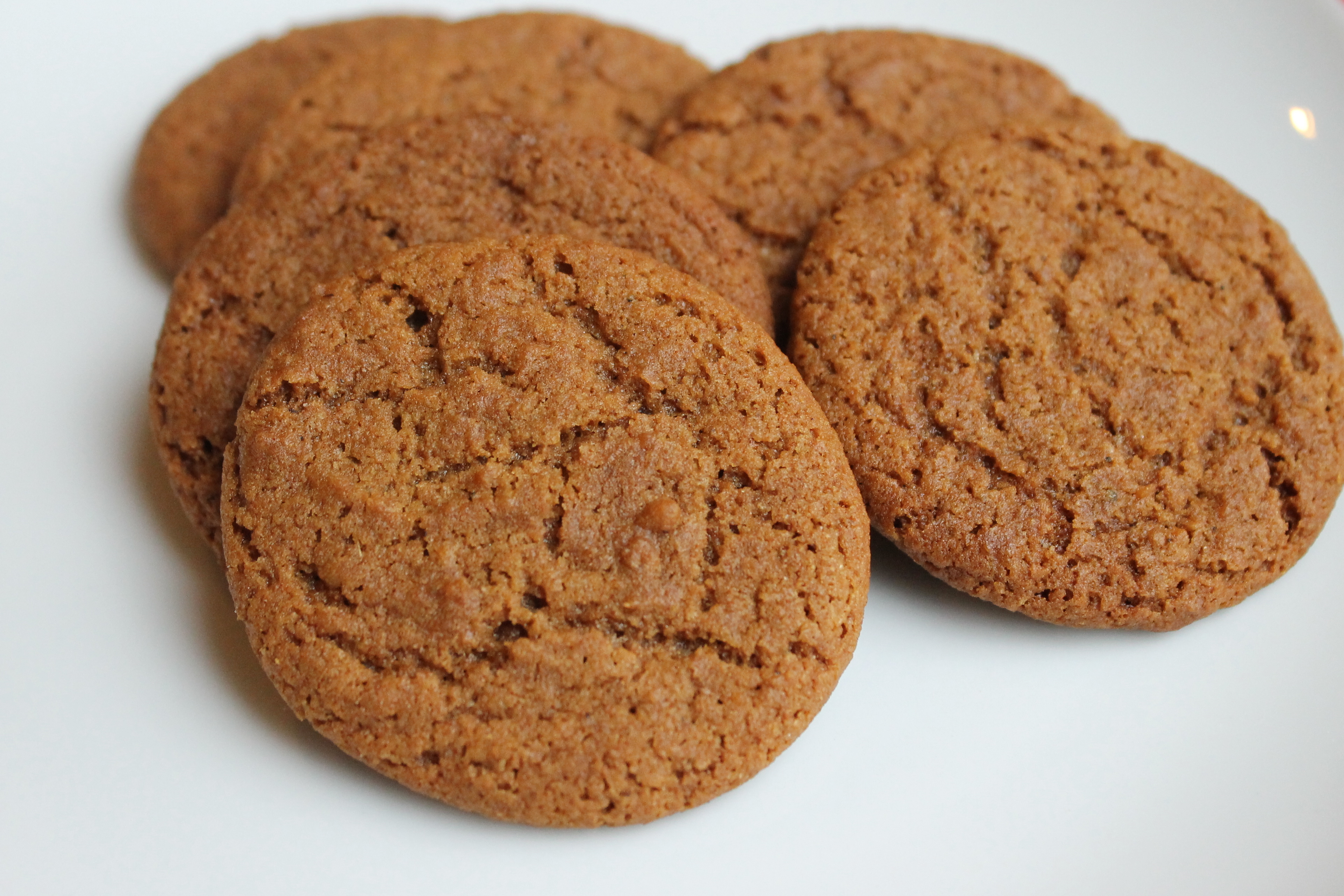 Chocolate Snap Cookie Recipe
