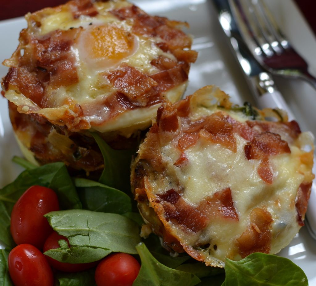 eggs in hash brown nests recipe yummly hash brown egg nests with