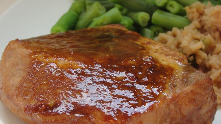 ... Dish Meat - Steaks and Chops Pork Chops Marinated Baked Pork Chops