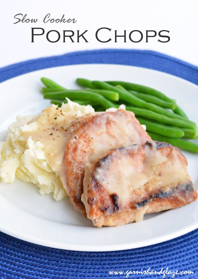 Slow Cooker Pork Chops - BigOven