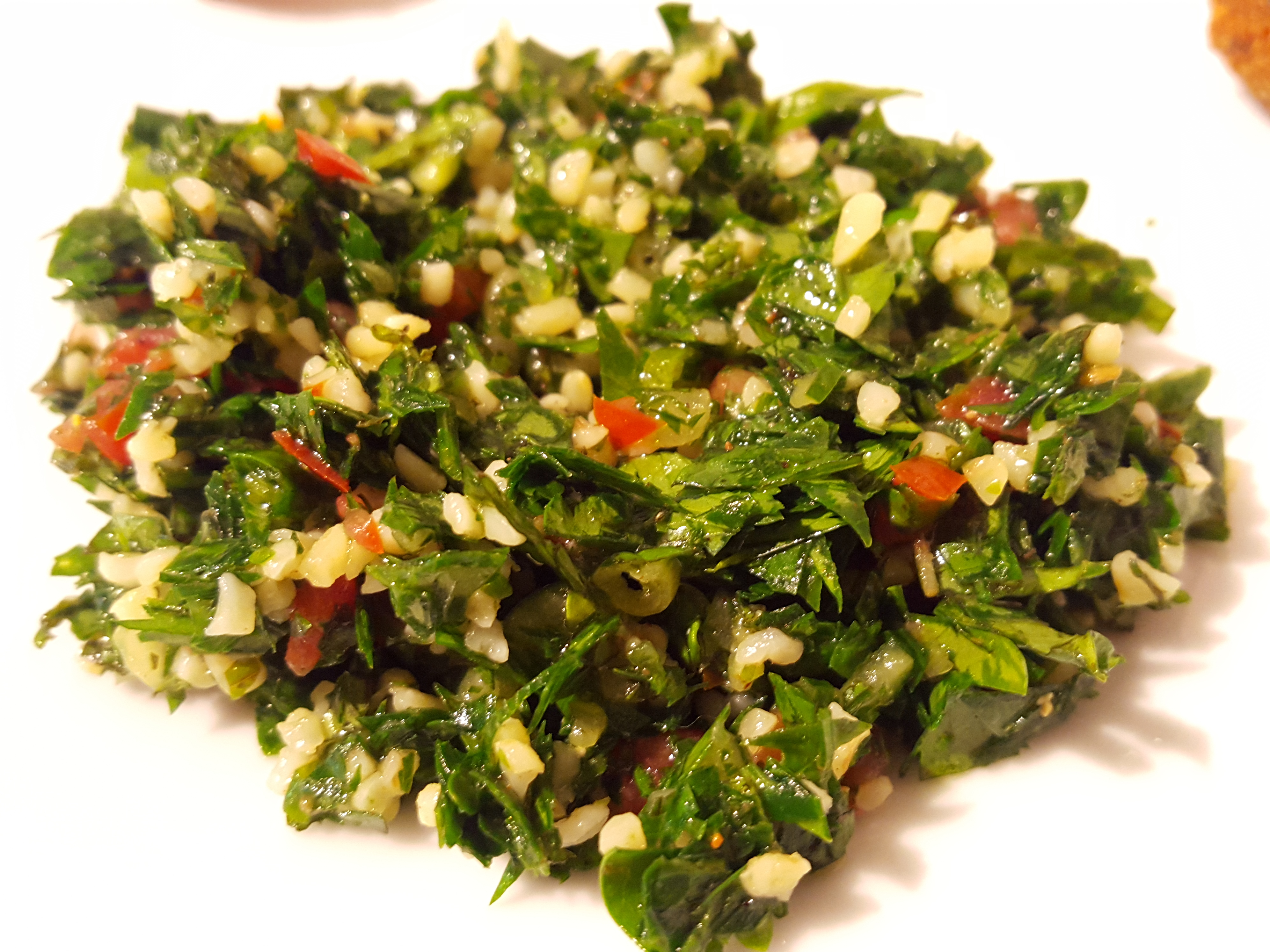 Recipes Course Salad Salads - Other Tabbouleh